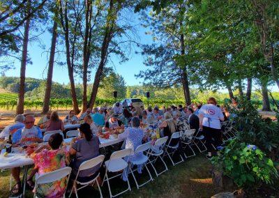 Sierra Vista Event Room - Lobster Boil Events