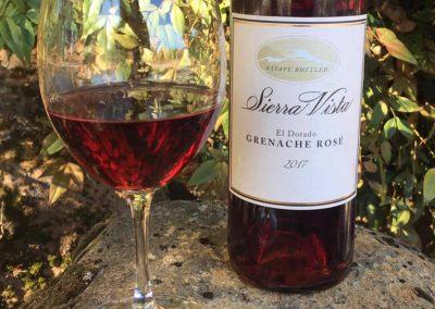 Sierra Vista Event Room - Grenache Rose