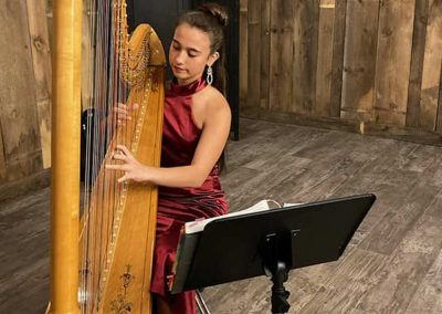 Sierra Vista - Events - Harpist