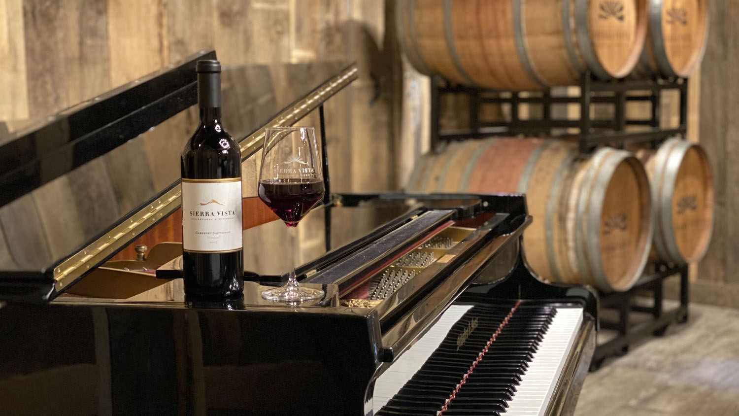 Sierra Vista - Events - Piano and Wine