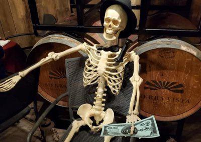 Sierra Vista Vineyards and Winery - Murder Mystery Dead Man
